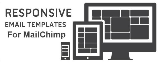 Mailchimp Responsive Email Template Design & Customization | Email ...